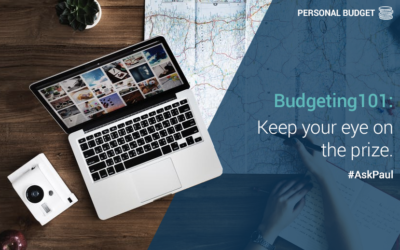 The 6 key steps to creating a personal budget