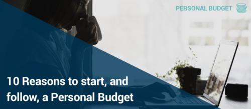 Ask paul personal budget