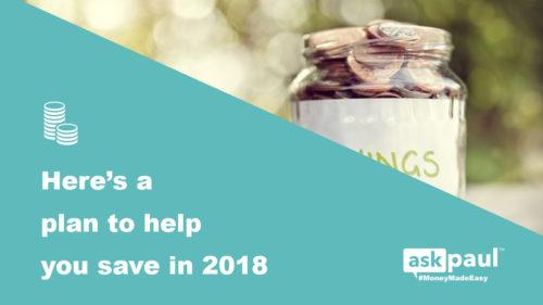 Savings Plan 2018