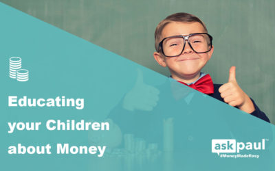 Educating your Children About Money