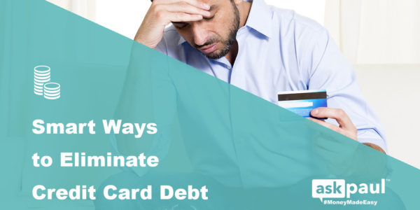 Smart Ways to Eliminate Credit Card